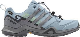 adidas TERREX Swift R2 GTX Schuhe Damen ash greygretwogresix